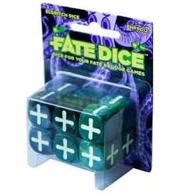 Fate - Eldritch Dice