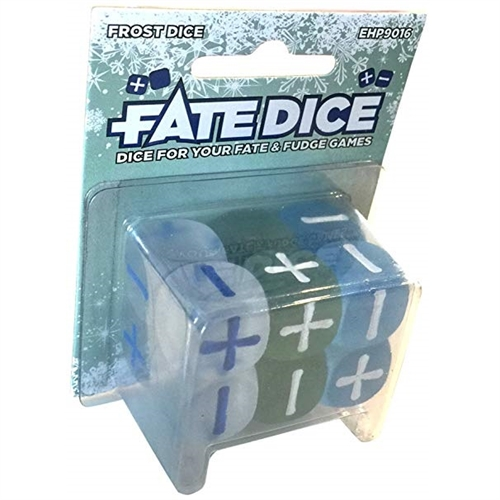 Fate - Frost Dice