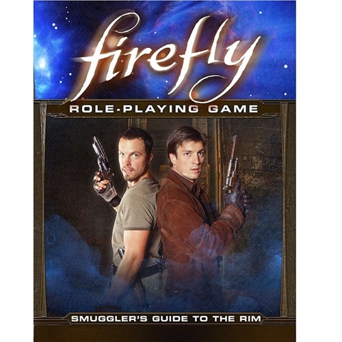 Firefly RPG - Smugglers Guide to the Rim