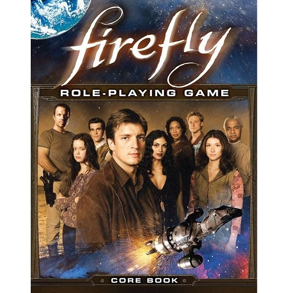Firefly Role-Playing Game - Core Book (2. sortering)