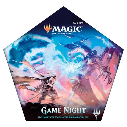 Game Night - Magic The Gathering