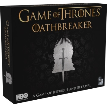 Game of Thrones - Oathbreaker - Brætspil