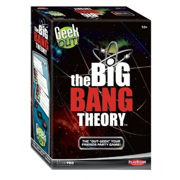 Geek Out! Big Bang Theory - Party Game