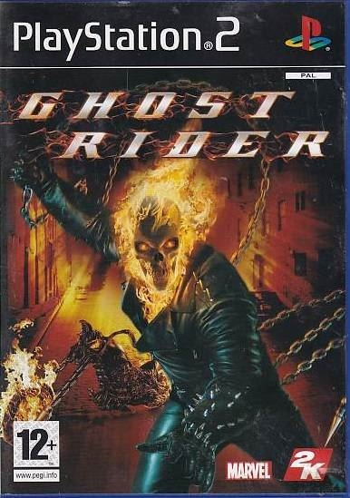 Ghost Rider - PS2 (Genbrug)