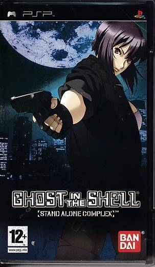 Ghost in the Shell Stand Alone Complex - PSP Spil (B Grade) (Genbrug)