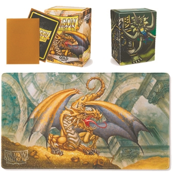 Dragon Shield Bundle - GOLD