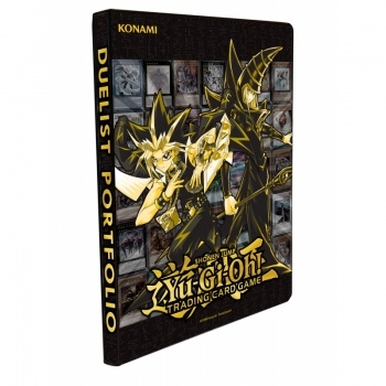 Golden Duelists - 9-Pocket Portfolio Yu-Gi-Oh Samlemappe