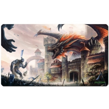 Guarding Dragon - Ultrafine 2mm - Playmat