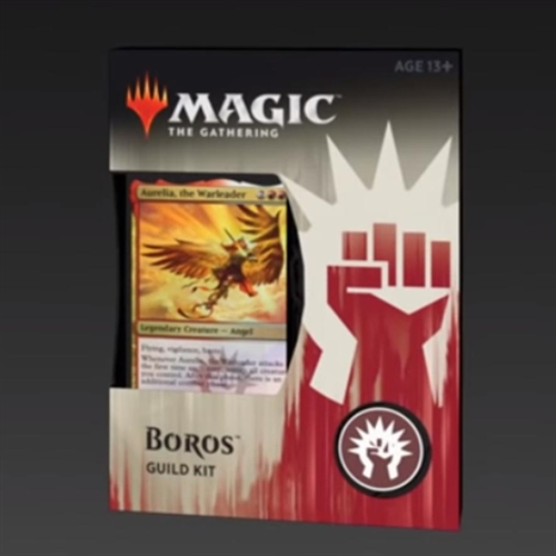 Guild Kit Boros - Guilds of Ravnica - Magic the Gathering
