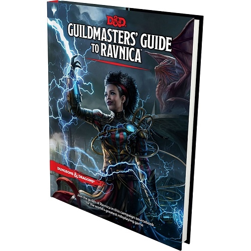 Guildmasters Guide to Ravnica - Dungeons & Dragons 5th