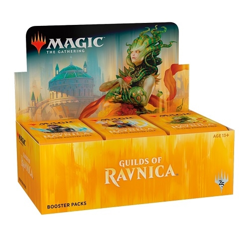 Guilds of Ravnica - Booster Box Display (36 Booster Pakker) - Magic the Gathering