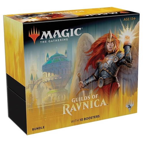 Guilds of Ravnica - Bundle - Magic the Gathering