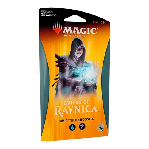 Guilds of Ravnica - Theme Booster Dimir (Blå-Sort) - Magic the Gathering