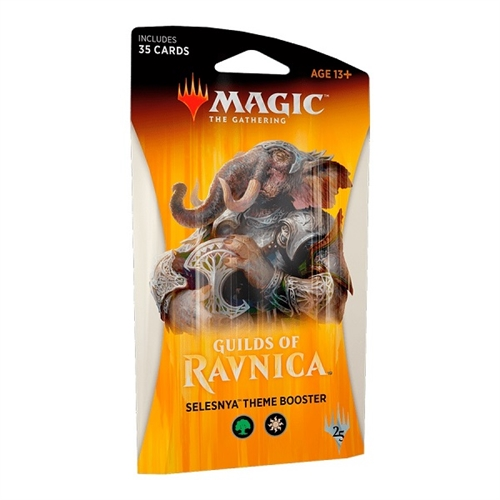 Guilds of Ravnica - Theme Booster Selesnya (Grøn-Hvid) - Magic the Gathering