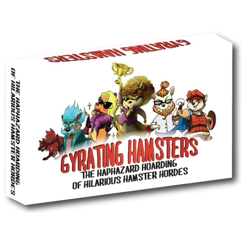 Gyrating Hamsters - Party Game