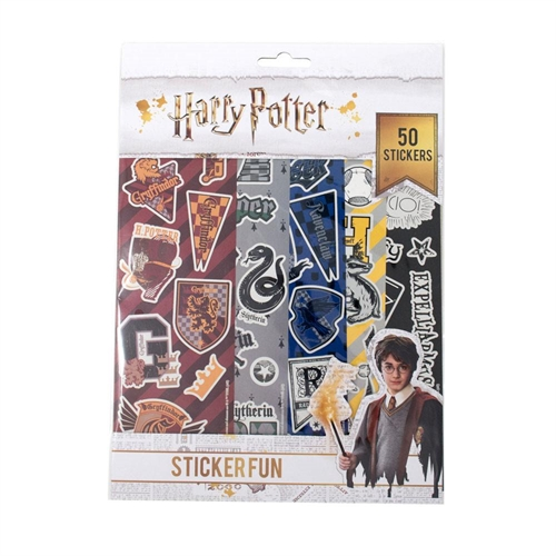 Harry Potter - Gadget Decals - 50 Klistermærker