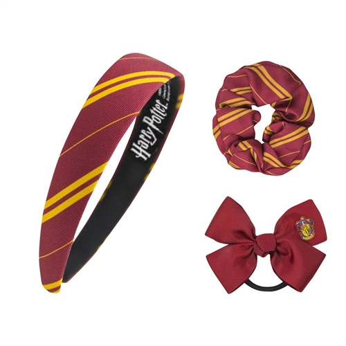 Harry Potter - Gryffindor - Klassisk Hår Accessories