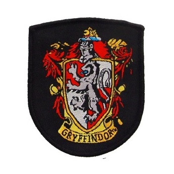 Harry Potter - Gryffindor - Patch