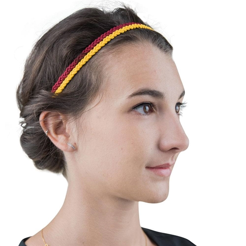 Harry Potter - Gryffindor - Elastic Double Headband