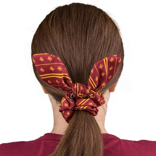 Harry Potter - Gryffindor - Bunny Ear Scrunchie
