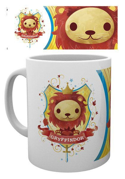 Harry Potter - Gryffindor Paint - Krus