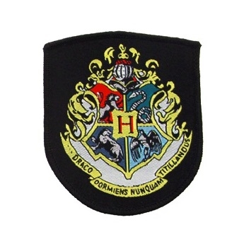 Harry Potter - Hogwarts - Patch