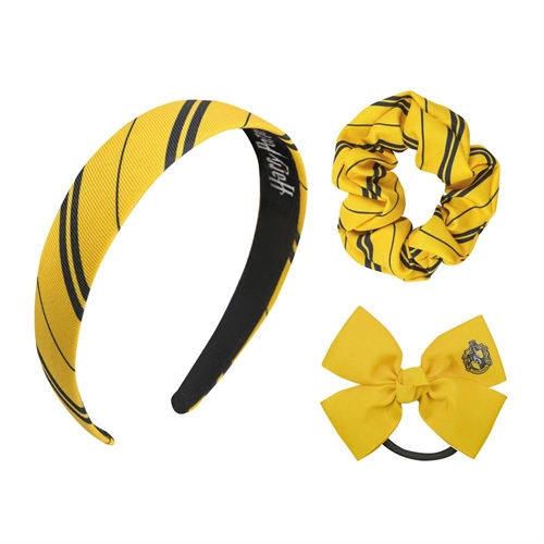 Harry Potter - Hufflepuff - Klassisk Hår Accessories