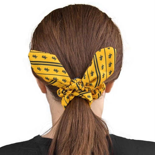 Harry Potter - Hufflepuff - Bunny Ear Scrunchie