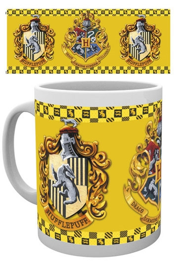 Harry Potter - Hufflepuff - krus