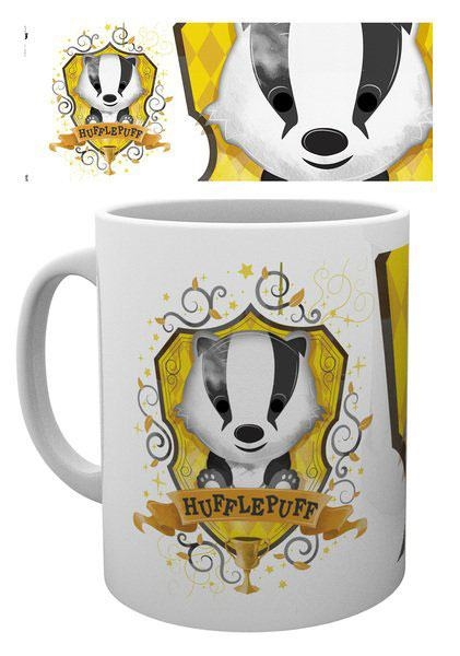 Harry Potter - Hufflepuff Paint - Krus