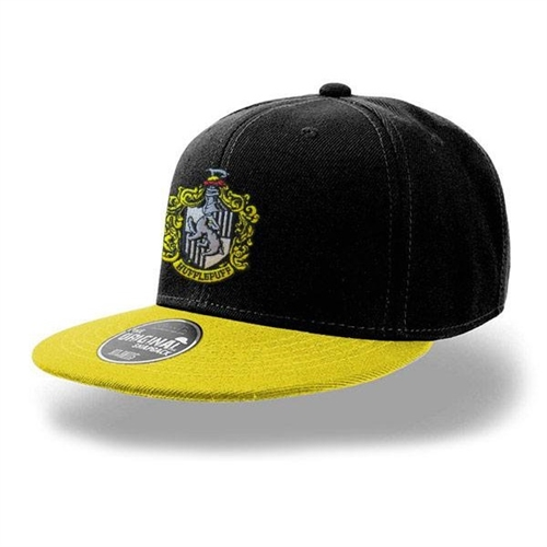 Harry Potter - Hufflepuff Snap Back - Kasket