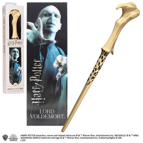 Harry Potter - Lord Voldemort Tryllestav 30 cm