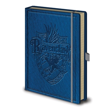 Harry Potter - Premium Ravenclaw A5 - Notesbog