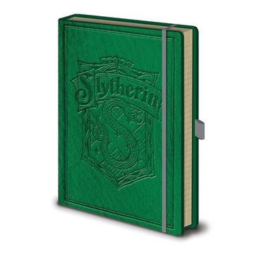 Harry Potter - Premium Slytherin A5 - Notesbog