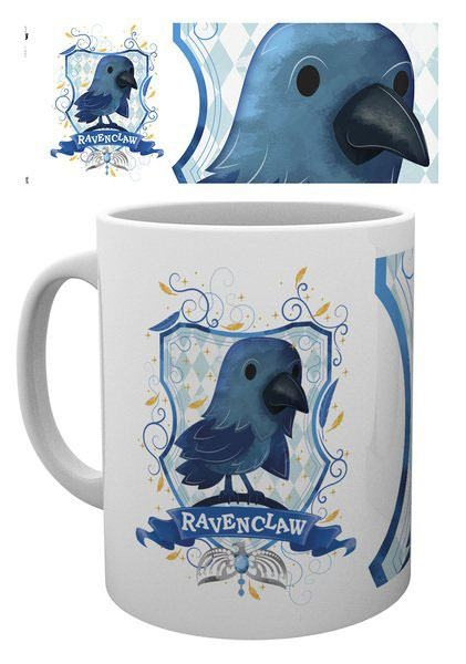 Harry Potter - Ravenclaw Paint - Krus