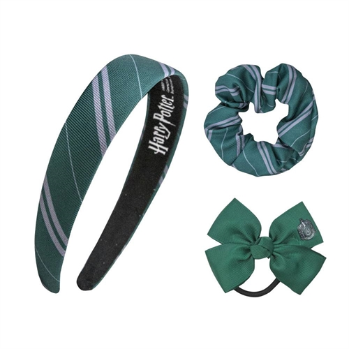 Harry Potter - Slytherin - Klassisk Hår Accessories