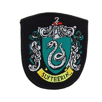 Harry Potter - Slytherin - Patch