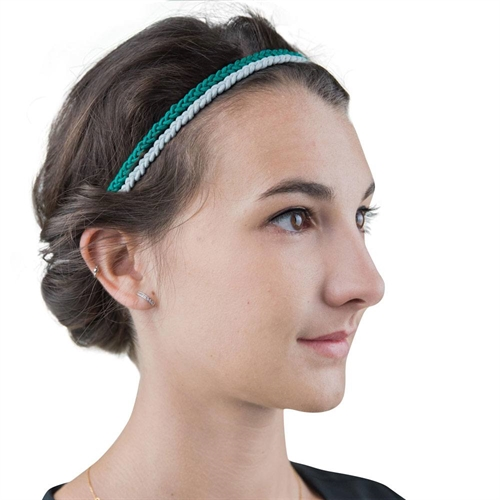 Harry Potter - Slytherin - Elastic Double Headband