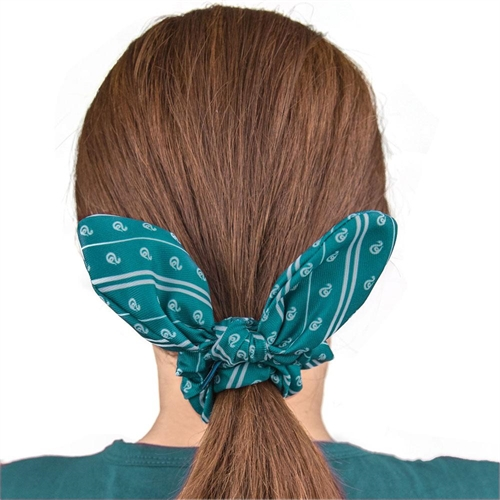 Harry Potter - Slytherin - Bunny Ear Scrunchie