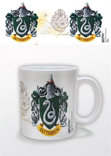 Harry Potter - Slytherin Crest - Krus