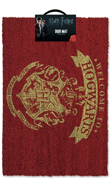 Harry Potter - Welcome to Hogwarts - Grovmåtte 40x60cm