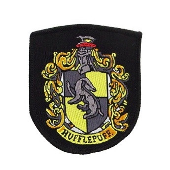 Harry Potter - Hufflepuff - Patch