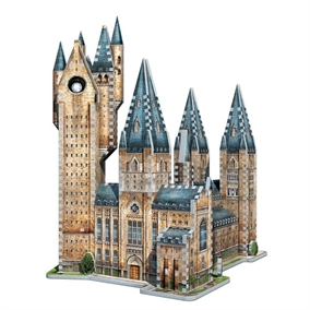 Harry Potter 3D Puslespil Astronomy Tower
