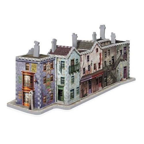 Harry Potter 3D Puslespil Diagon Alley