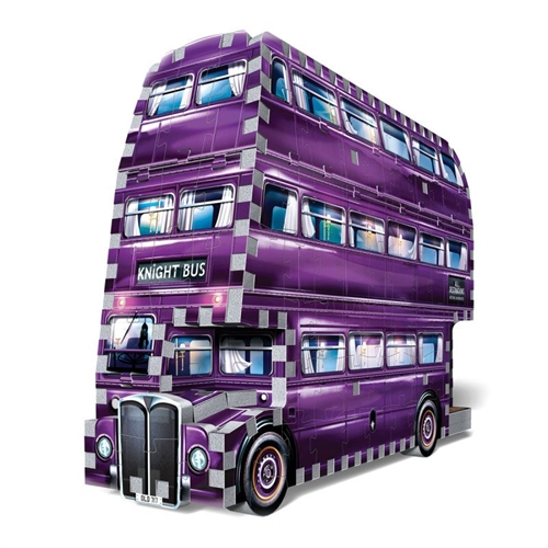Harry Potter 3D Puslespil The Knight Bus