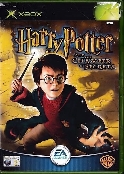Harry Potter and the Chamber of Secrets - XBOX (B Grade) (Genbrug)