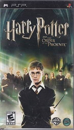 Harry Potter and the Order of the Phoenix - PSP Spil (B Grade) (Genbrug)