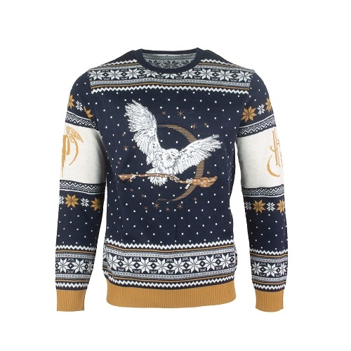 Harry Potter - Hedwig - Strik Julesweater