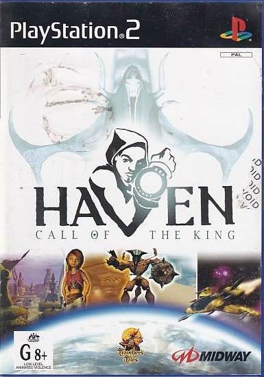 Haven Call of the King - PS2 (Genbrug)