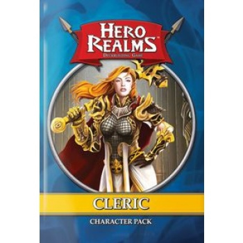 Hero Realms - Cleric Character Pack - Deckbuilding game